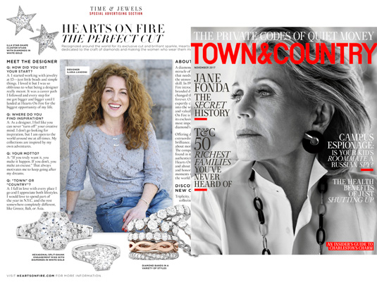 Town Country Magazine 2017