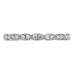Lorelei Floral Diamond Band