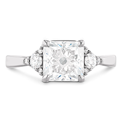 Triplicity Dream Engagement Ring