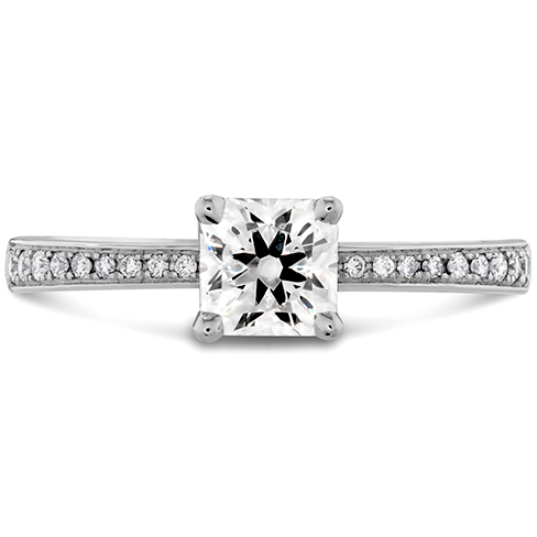 Dream Signature Engagement Ring Diamond Band