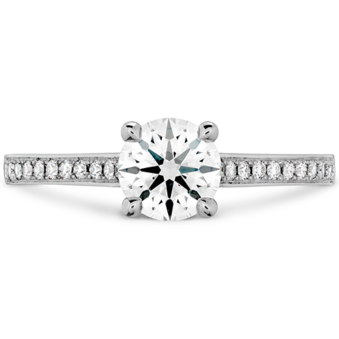 Illustrious Engagement Ring Diamond Band