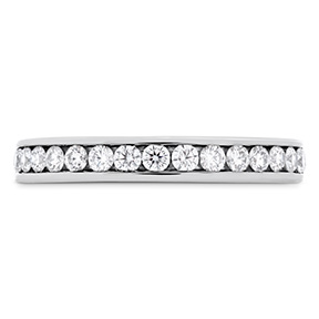HOF Channel Diamond Eternity Band 2.0